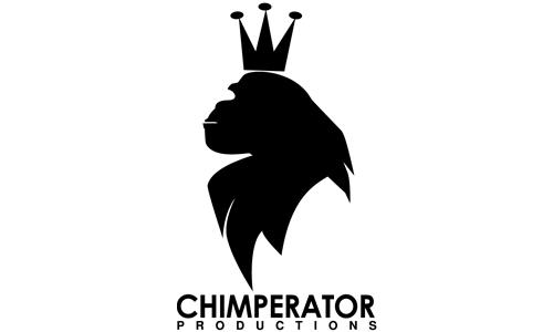 Logo Plattenlabel Chimerator