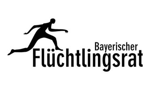 Bayrischer Flüchtlingsrat - Partner | Route 4 Logo