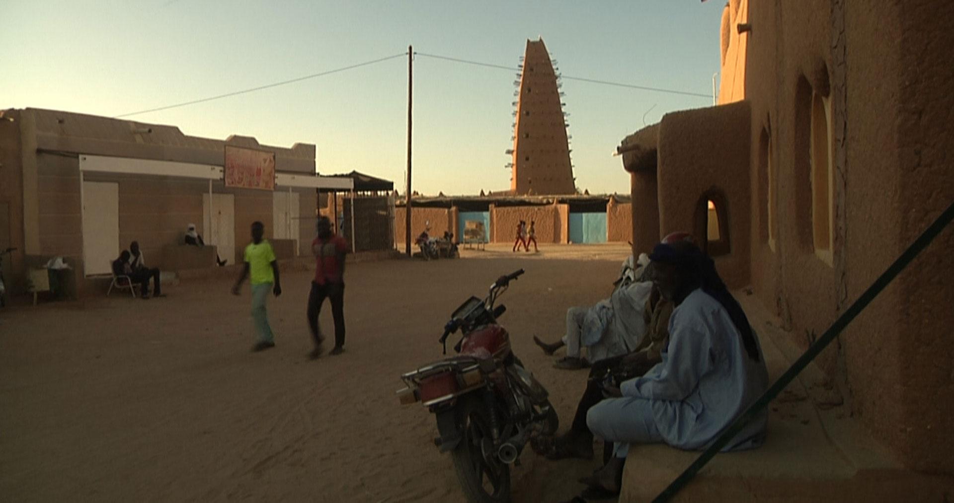 Agadez in Niger
