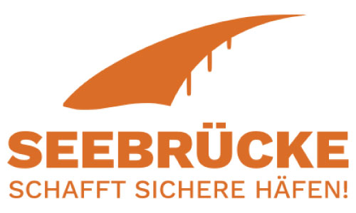 Seebrücke - Partner | Route 4 Logo Seenotrettung